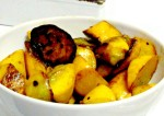 Summer squash saute, cooked in five minutes, with a touch of butter for a delicate golden brown. www.inhabitedkitchen.com