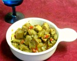 Simmered pork and eggplant, with Greek inspired seasoning - www.inhabitedkitchen.com