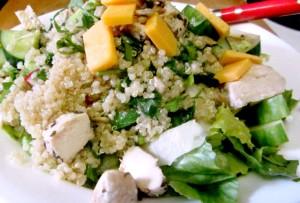 Lunch salad - www.inhabitedkitchen.com