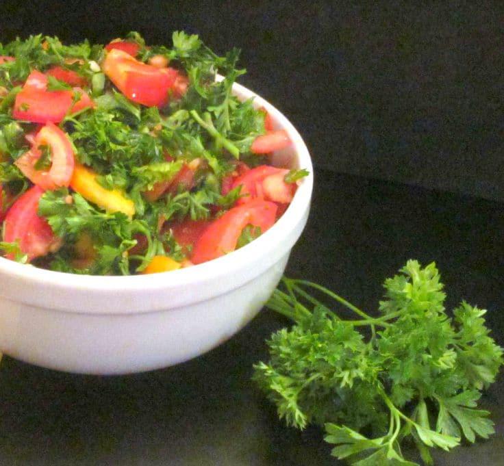 Salsa Fresca - Inhabited Kitchen