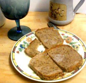 WIAW 82 - Gluten Free Bread I'm willing to eat!