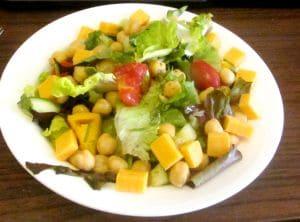 WIAW 82 - Salad Lunch