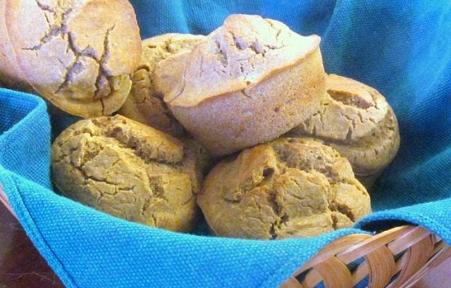 Gluten Free Gingerbread Muffins - Inhabited Kitchen