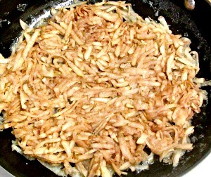 Homemade Hash Browns - easy and very inexpensive to make at home, with total control over quality.