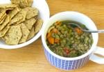 WIAW 101 - Lentil soup - Inhabited Kitchen