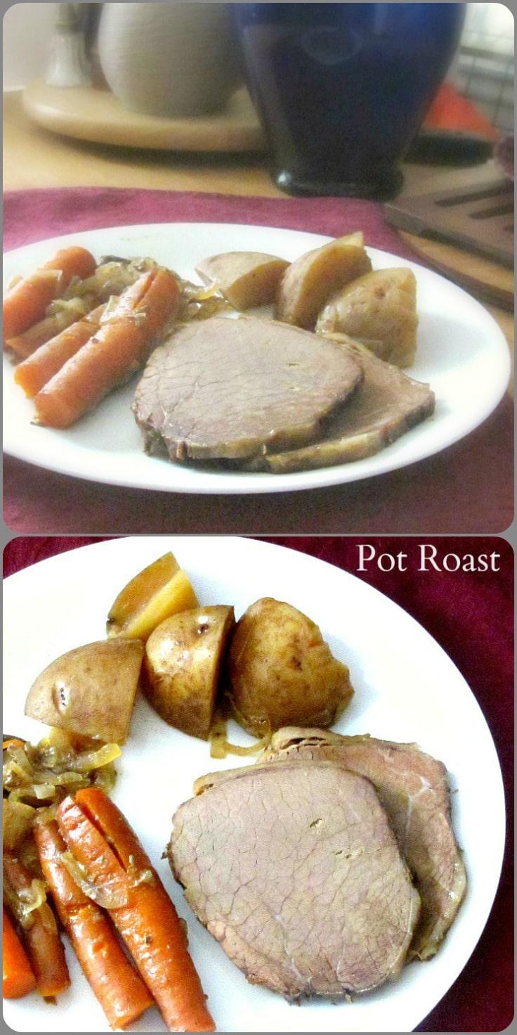 recipe: how to thicken pot roast gravy in crock pot [10]