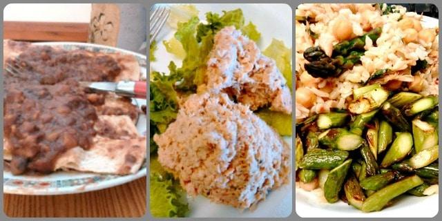 WIAW 117 - A full day of gluten free food.