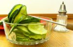 Super Simple Cucumber Salad is perfect for the hot, hazy, lazy days of summer!