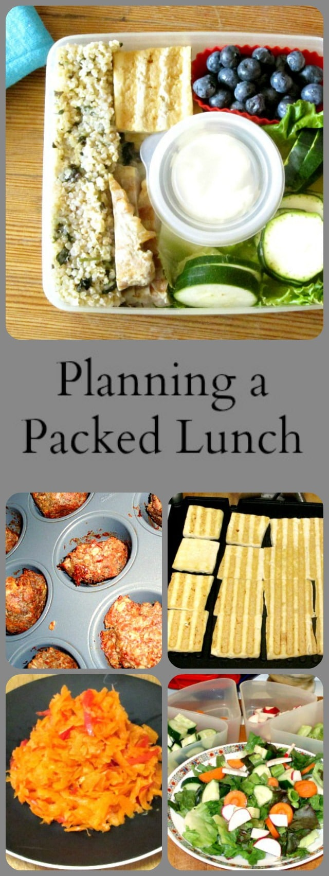 Do you need to make a packed lunch, for yourself or a family member? Here is a collection of ideas, and links to a few useful recipes, to make the process easier!