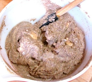 Gluten Free Apple Spice Muffins, hearty with buckwheat flour, are a wonderful way to welcome the first chilly weather!
