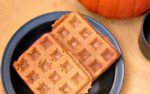 October brings Pumpkin Spice Waffles, with the flavors of pumpkin, cornbread and of course pumpkin spice joining together for a perfect taste of Fall.
