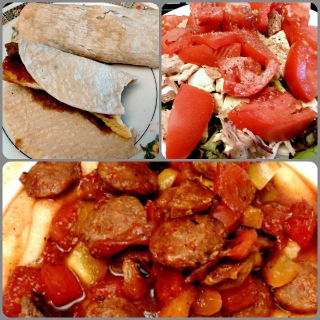 WIAW 136 - More Vegetables! Inhabited Kitchen