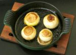 Enjoy these lovely roasted onions - elegant enough for a holiday, easy enough for everyday, and a breeze to make ahead and reheat!