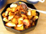 Roast Vegetables - an easy make ahead dish to use in a Modular Meal Plan, to simplify holiday cooking!