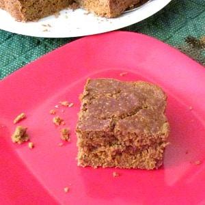 WIAW 144 - Gingerbread
