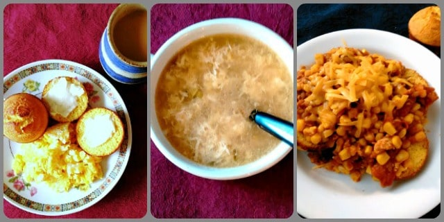 WIAW 149 - Comfort Food