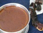Chocolate Chili Peanut Sauce