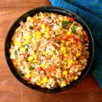 Vaguely Southwestern Skillet – Quick Dinner