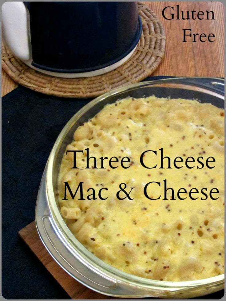 You didn't know how fast and easy - and delicious! - gluten free mac & cheese can be!