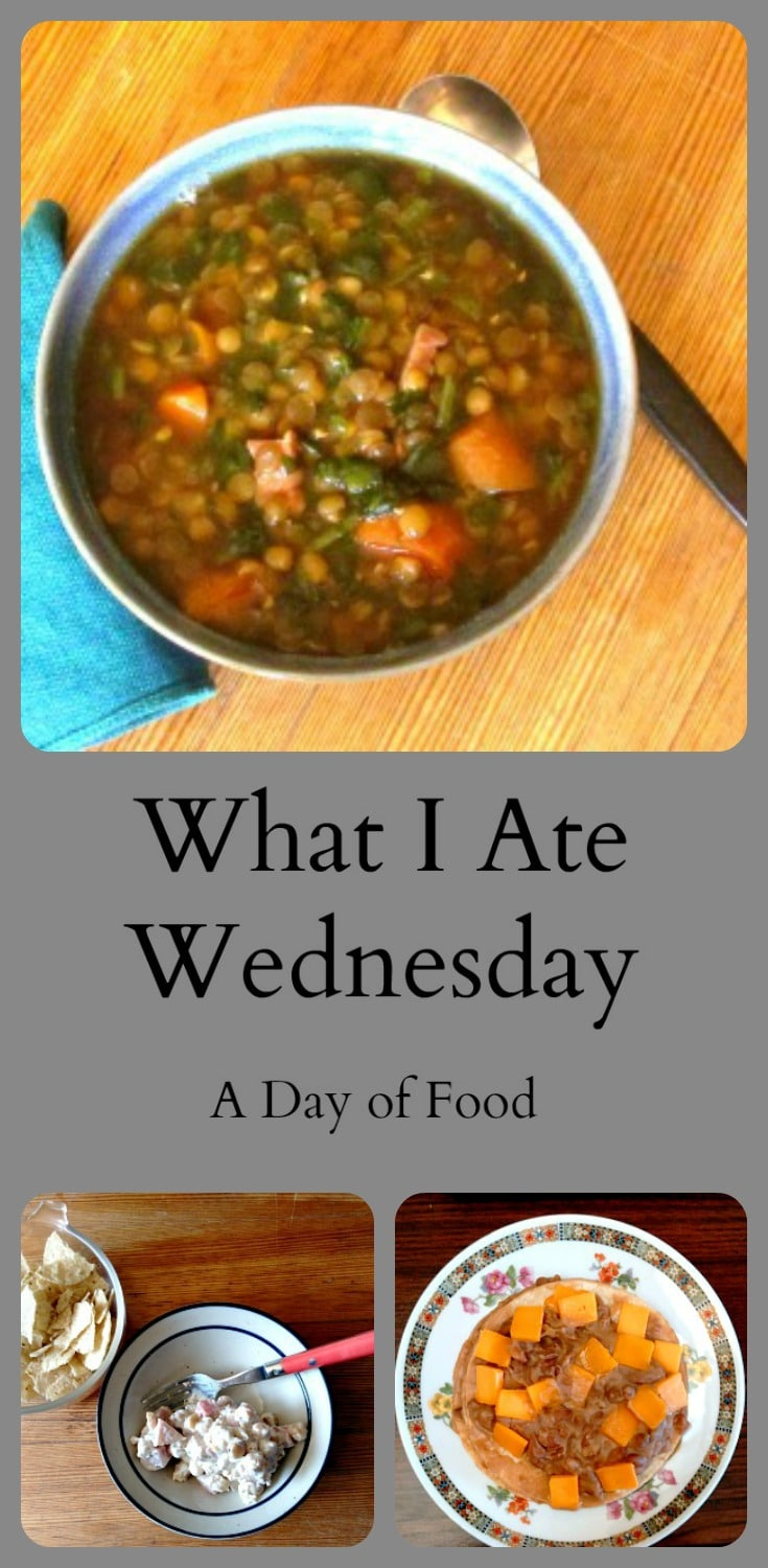 WIAW 164 - Spring? Summer? A day of food!