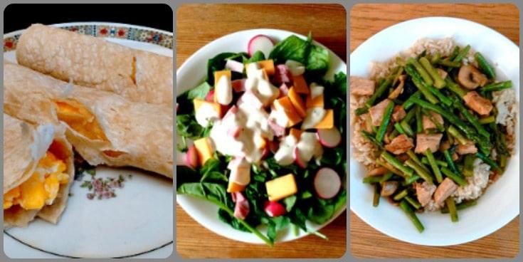 WIAW 165-Salad!