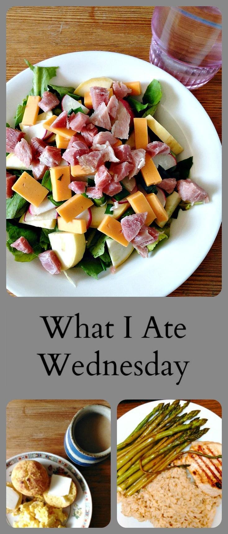 WIAW 166 - Salad Days