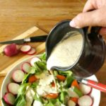 Pepper Parmesan Salad Dressing