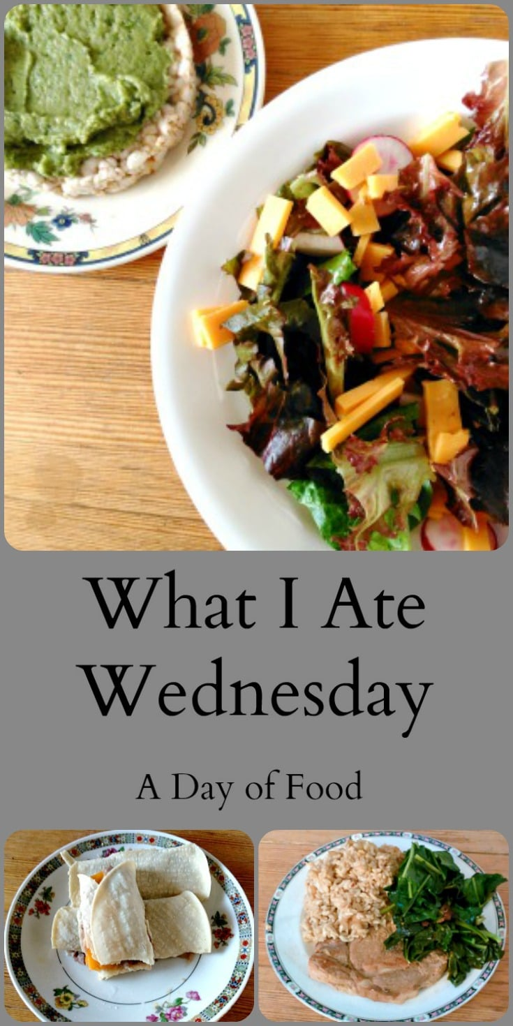 WIAW 169 - Starting Summer - a day of food