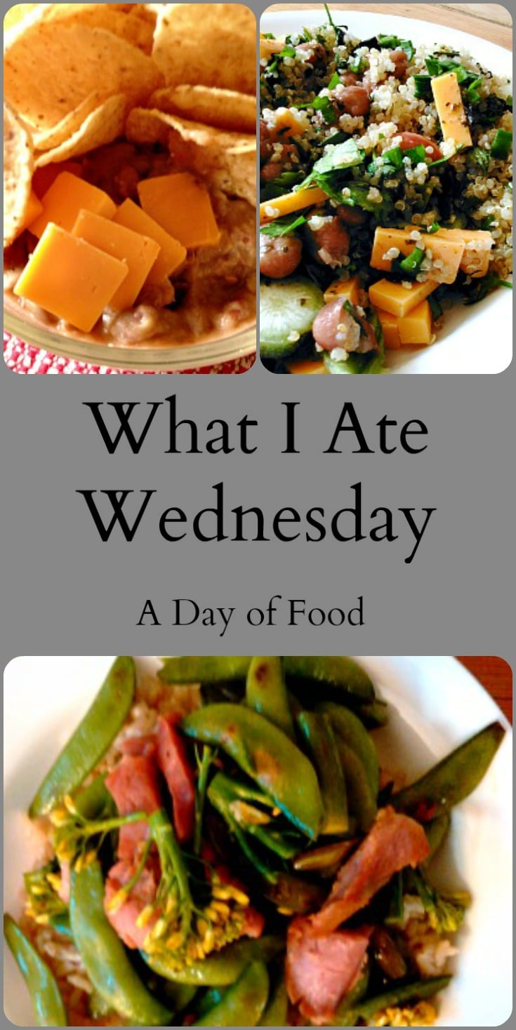 WIAW 170 - A Day of Food in July