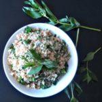 Gluten Free Quinoa Tabbouli