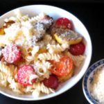 Gluten Free Pasta with Grilled Vegetables