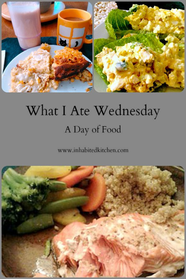 WIAW 188 - a day of food
