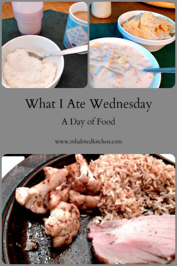 WIAW 194 - a day of food