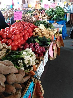 Farmer's Market in Raleigh