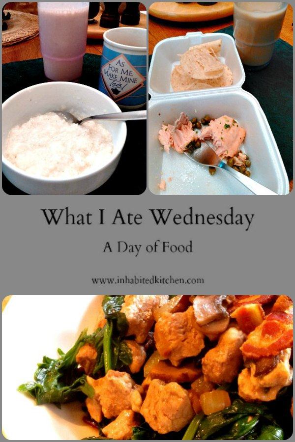 WIAW 197 - A Day of Food