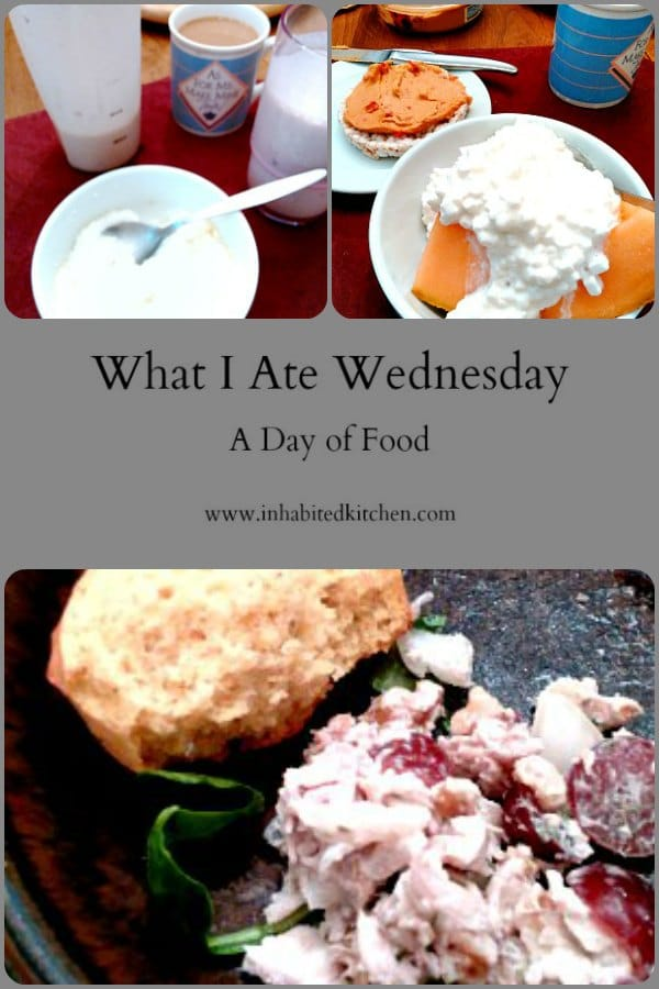 WIAW 198 - What I Ate Wednesday, a day of food in late May.