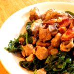 Pork with Bacon and Mushrooms